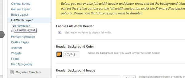Full-Width Header and Footer in WOO Canvas – Likoma