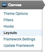 WOO Canvas Layout Manager