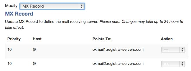 A viable alternative to Google Apps email?