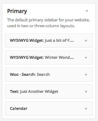 how to create a widget using html